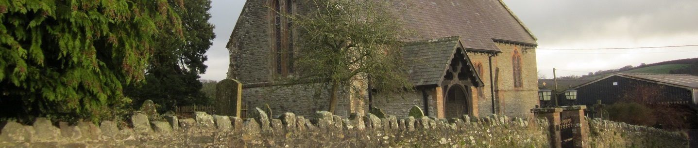 Kinnerton Church